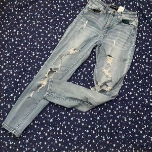 Fashion Nova High-Rise Denim